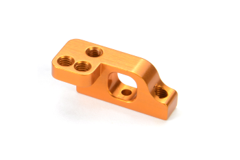 XRAY Left Alu Lower 2-Piece Suspension Holder for ARS - Low
