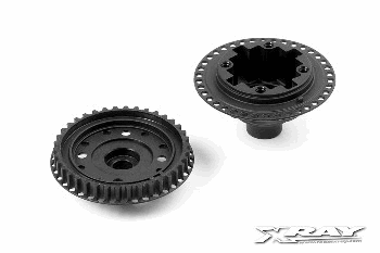 COMPOSITE GEAR DIFF. CASE & COVER