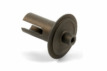 XRAY T2 008 Alu T6 Diff Short Output Shaft - Hard Coated
