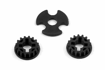 XRAY T2 008 Fixed Pulley 16T (2)