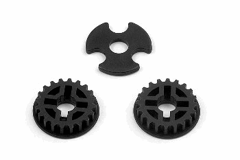 XRAY T2 008 Fixed Pulley 20T (34t) (2)