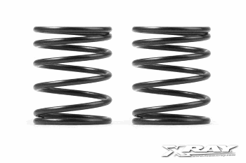Xray 4S Spring-Set Progressive C 2.5-2.8 (2)