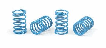 XRAY Spring-Set D=1.6 (22.5 LB) Blue - Soft-Medium (4)