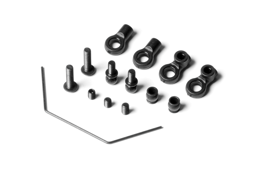 XRAY XB2 Anti-Roll Bar Front 1.0mm Set