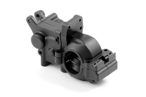 Xray Composite Front Motor Gear Box LCG - Graphite - Set