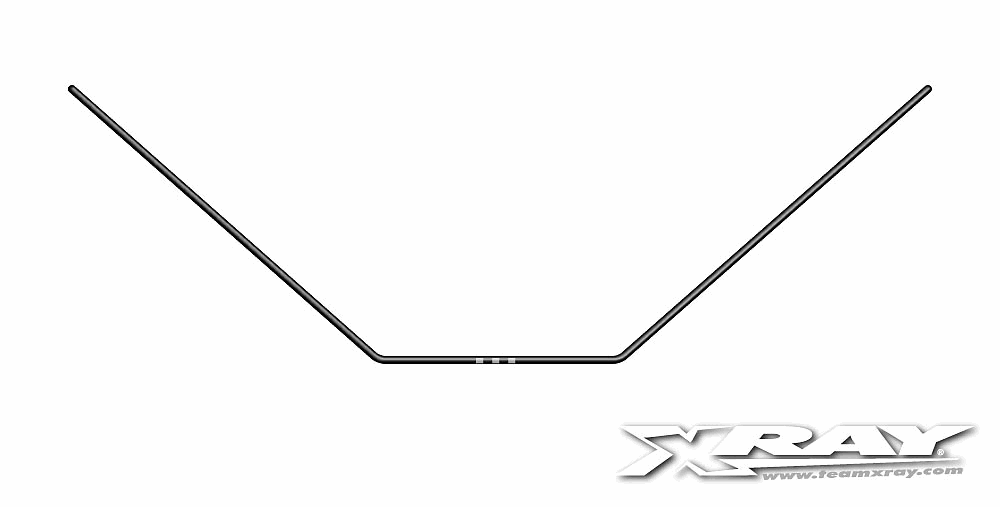 XRAY  Anti-Roll Bar 1.3mm