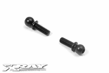 XRAY Ball End 4.9mm with 8mm Thread (2)