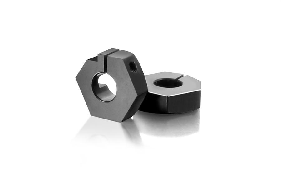 XRAY Alu Wheel Hub 12mm - Offset -1.25mm(2)