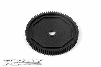 XRAY Composite slipper clutch spur gear 81T/48