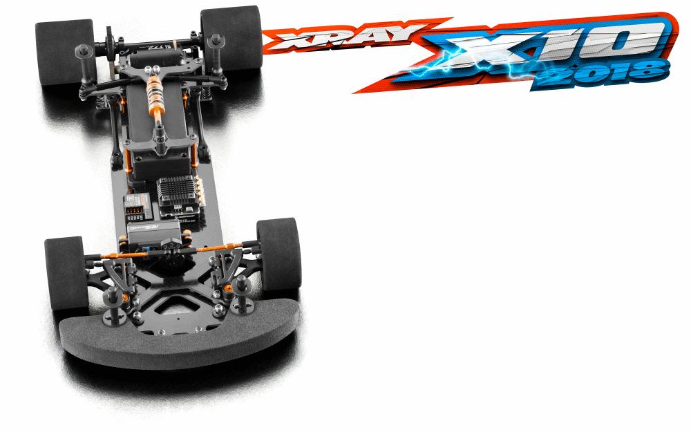 XRAY X10 2018 Spec Pan Car GT
