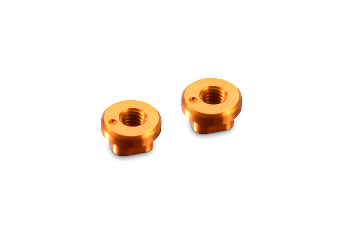 XRAY X1 Alu 1 Dot Bushing - Camber 1.5-2 (2)