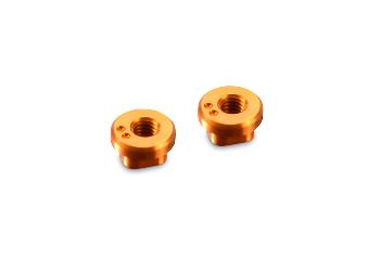 XRAY X1 Alu 2 Dot Bushing - Camber 1-2.5 (2)