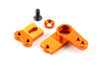 XRAY Alu Lower Servo Saver Arm - Orange