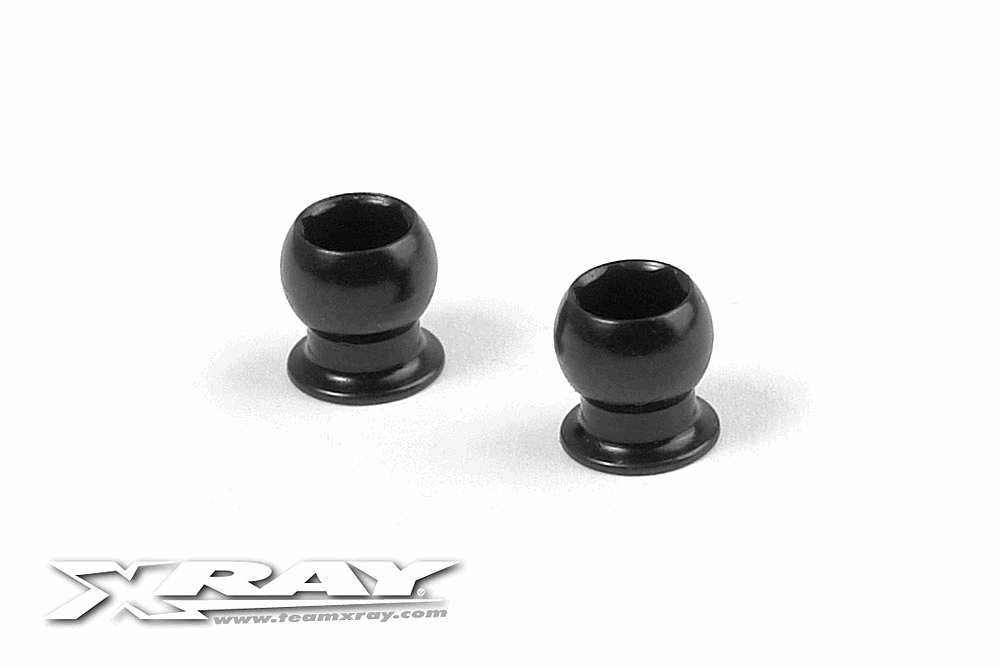 XRAY Ball Universal 4.9mm - HUDY Spring Steel™ (2)