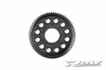 XRAY  Composite Spur Gear - 76T/64P