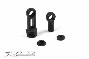 XRAY Composite Side Shock Parts - Frame