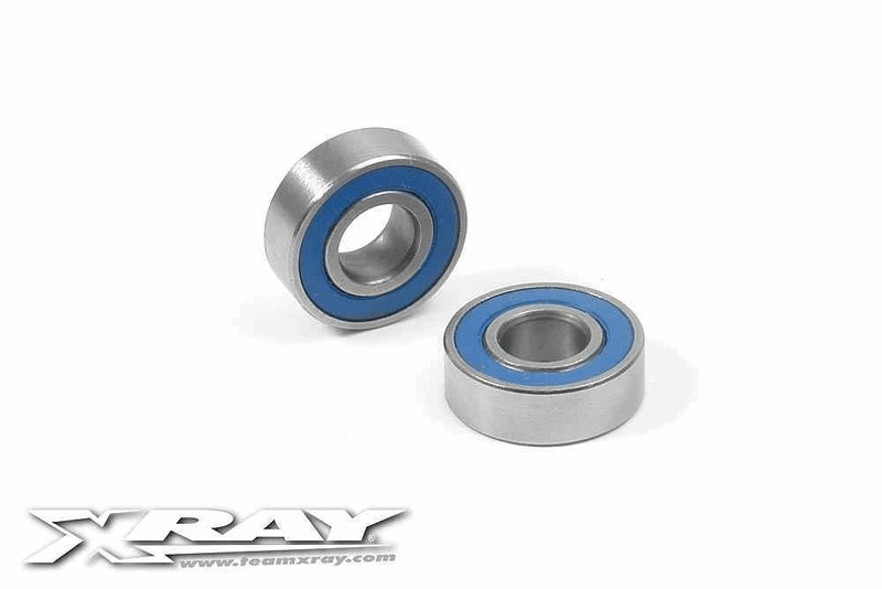 XRAY Ball-Bearing 5x12x4 Rubber Sealed - Oil (2)