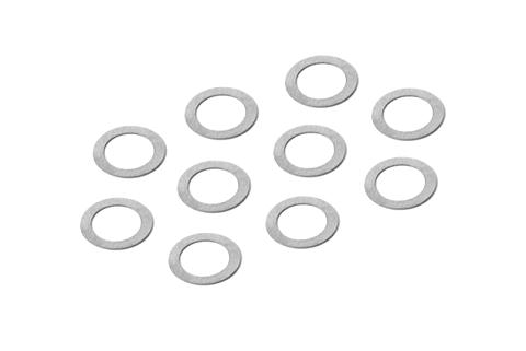 XRAY Washer S 4x6x0.1 (10)