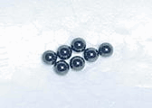 Xenon 3/32in Chrome steel ball (120pcs)