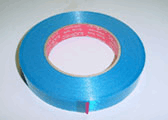 Xenon Strapping tape (blue) 50m x 17mm