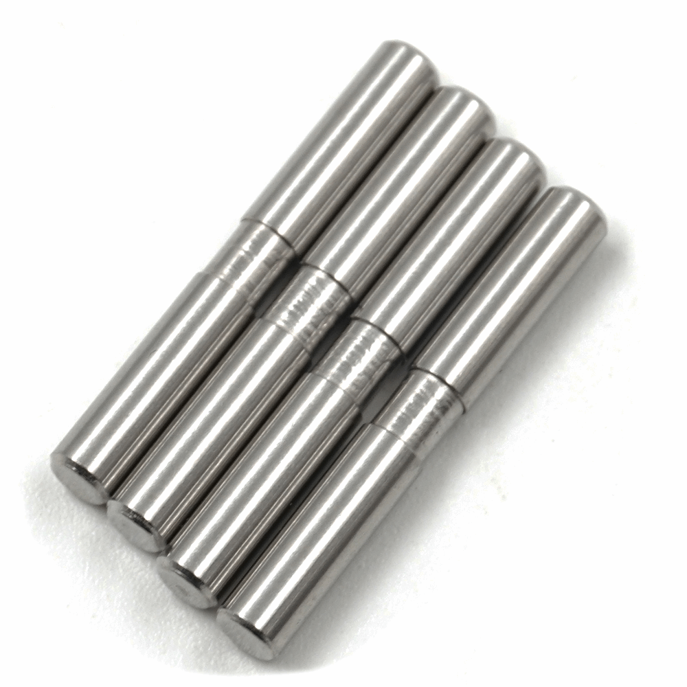 Xpress 3,0mm Outer Suspension pin w/ Groove 4pcs For FT1 XQ1 XQ1S
