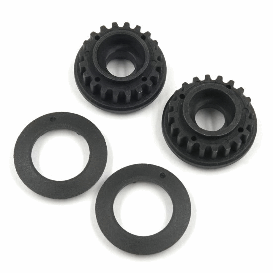 Xpress Composite Center Pulley For XQ10 FM1S
