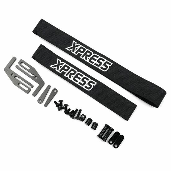 Xpress Anti Tweak Battery Holder For Execute XQ1 XQ1S XQ1 XM1S XM1 FT1 FT1S XQ10 FM1S