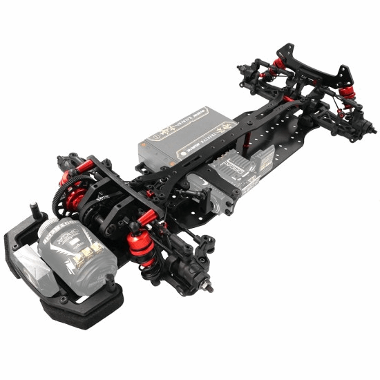Xpress Execute FT1S 1/10 Sport FWD Touring Car Kit