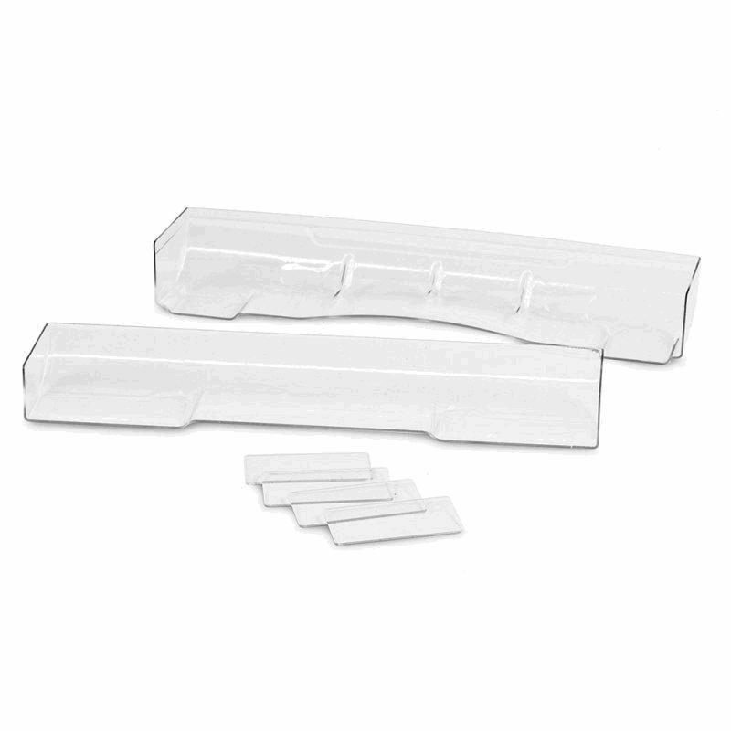 MTRW1/10EPM Xtreme (0.75mm) Body Wing 1/10 EP Pre-Cut (2pcs)