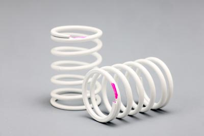 Yokomo PRO Shock Spring (Long Type-Pink)