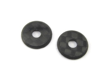Carbon Rear Wing Downing Shim 2pcs